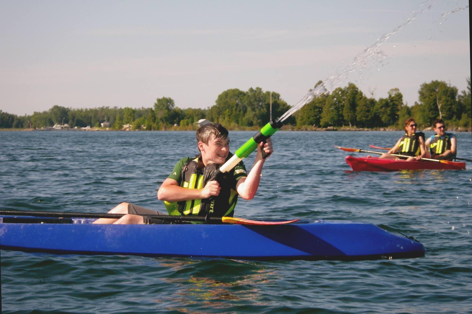 Door County Kayak Tours | Book Online | Lakeshore Adventures
