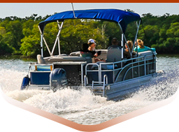 pontoon boat rental in door county
