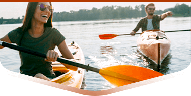 kayak rentals in baileys harbor