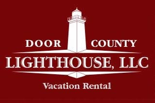 Door County lighthouse logo
