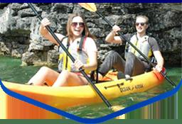 door county tandem kayak tour rental