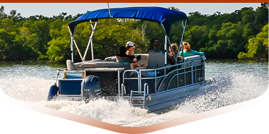 boat rental in Door County