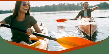 kayak rentals in baileys harbor