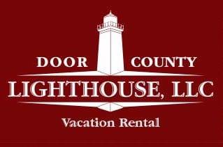 Door County lighthouse logo