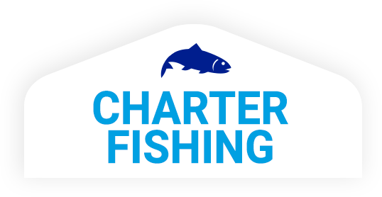 charter fishing door county