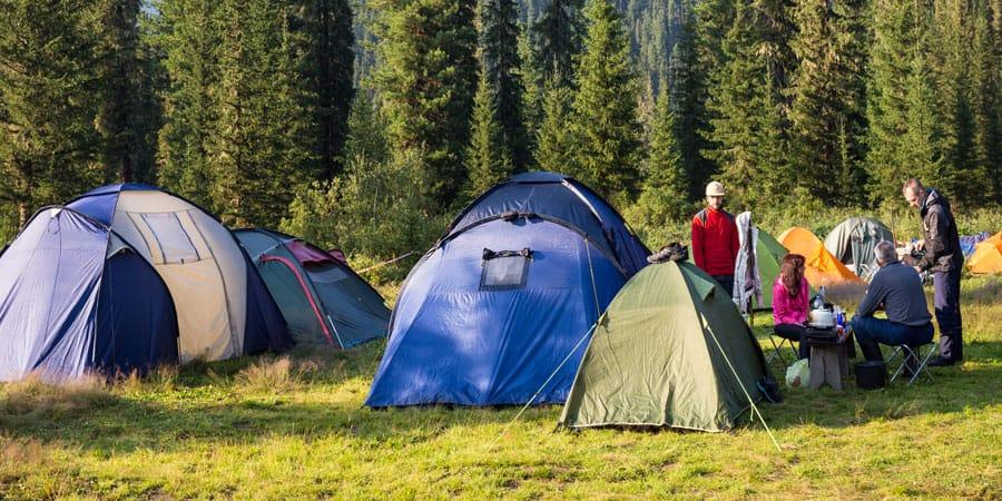 camping trips in door county