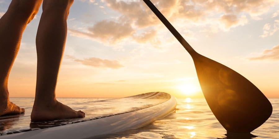 paddleboard rentals door county