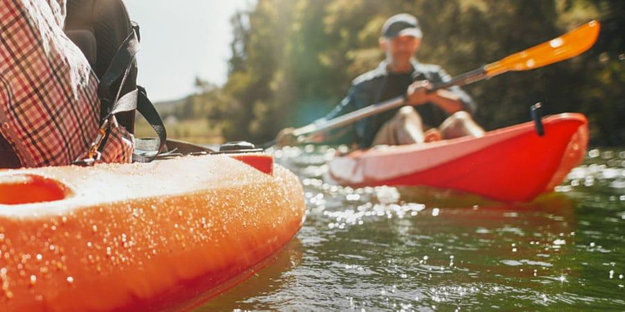 kayaking door county wisconsin