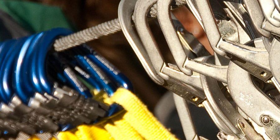 ziplining equipment door county