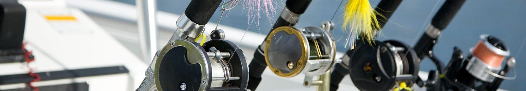 fishing equipment for trips in door county